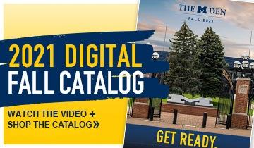 Fall 2021 M Den Virtual Catalog