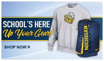 499e1f79b6 The M Den - The Official Merchandise Retailer of Michigan Athletics