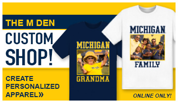 Custom Michigan Gear Now Available!