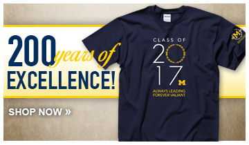 Congrats to the University of Michigan Class of 2017!