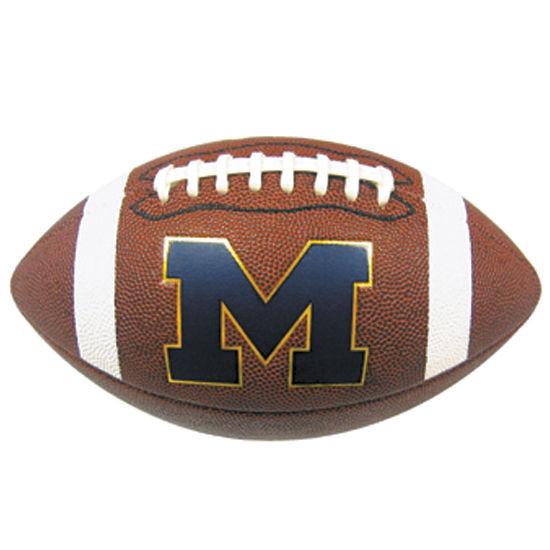 Baden University of Michigan Replica Football