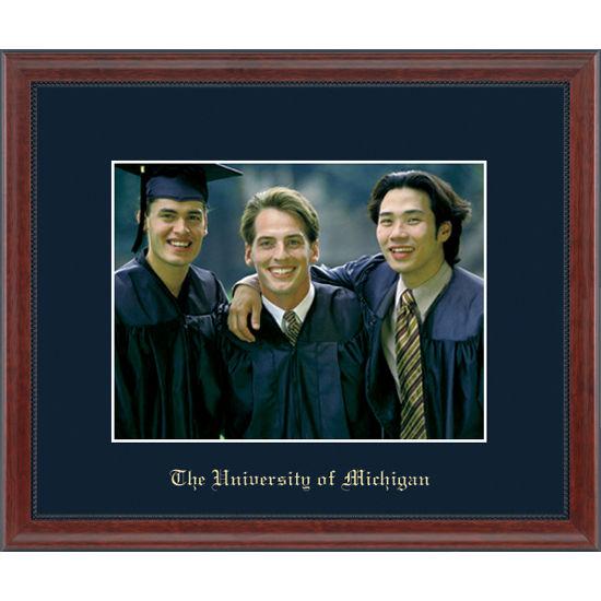 Church Hill Classics University of Michigan Signet Frame