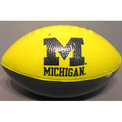 Spirit University of Michigan 6 Foam Football