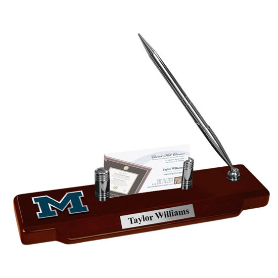 Church Hill Classics University of Michigan Spirit Desk Set