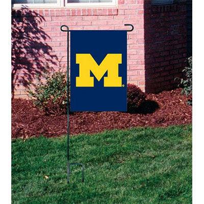 Party Animal University of Michigan Mini Garden / Window Flag