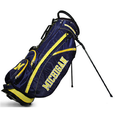 Team Golf University of Michigan Golf Stand Bag