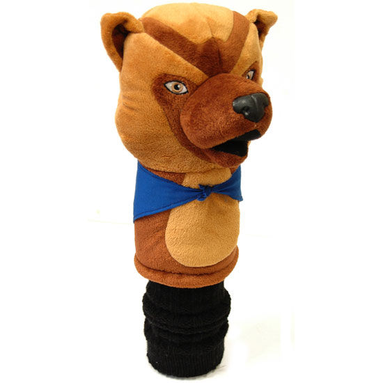 Team Golf University of Michigan Mascot Wolverine Golf Driver Headcover