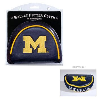 Team Golf University of Michigan Mallet Putter Cover