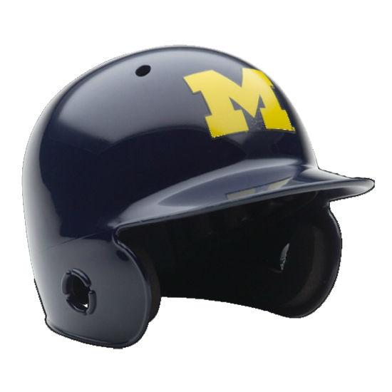 Schutt University of Michigan Baseball Authentic Mini Batter's Helmet