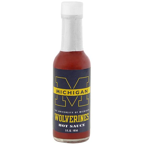 Hot Sauce Harry's University of Michigan Cayenne Pepper Hot Sauce
