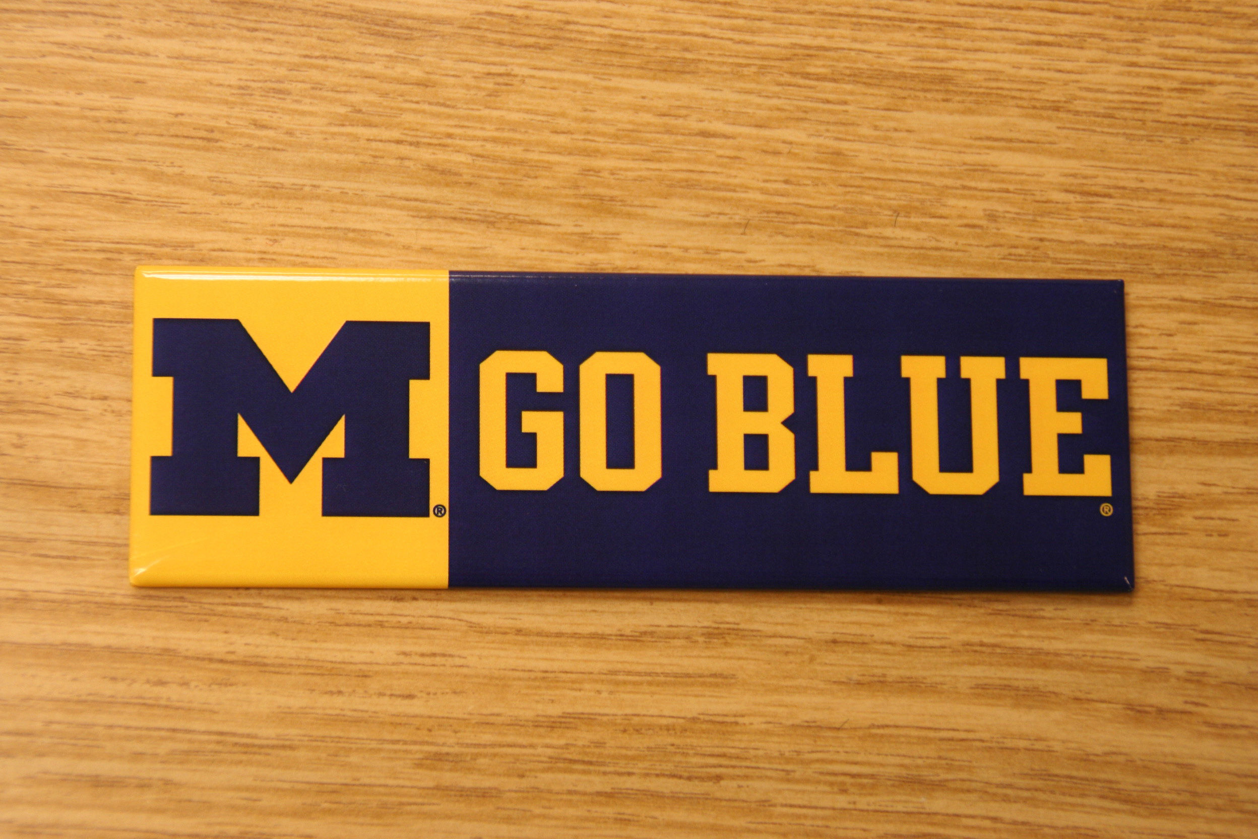 Spirit Products University of Michigan Billboard Magnet
