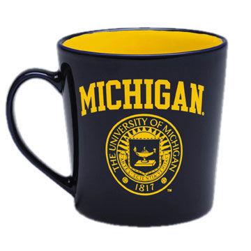 RFSJ University of Michigan Nicholas Seal Coffee Mug