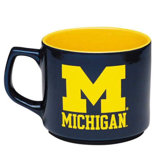 RFSJ University of Michigan Ceramic Julie Mug