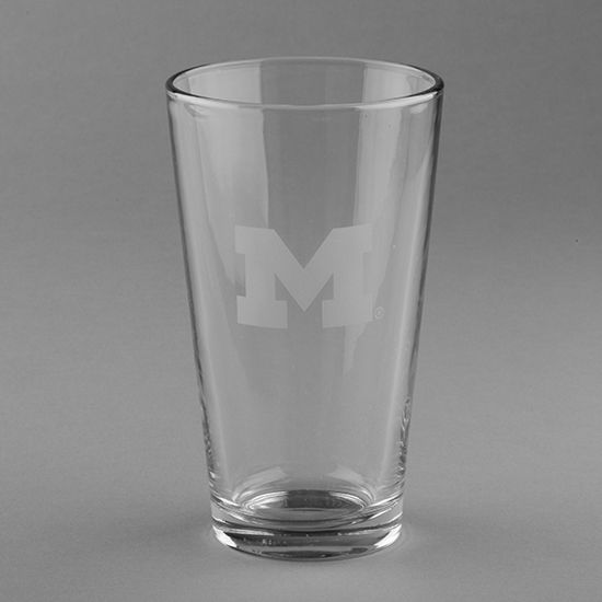 Krystof Crystal University Of Michigan Mixing Glass
