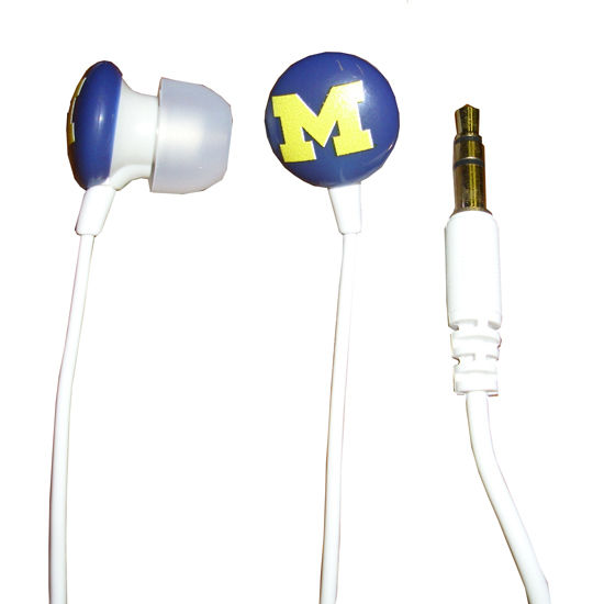 Audio Spice University of Michigan Ignite Ear Buds