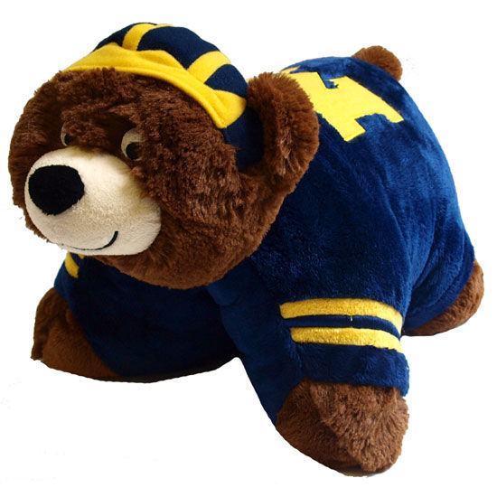 University of Michigan Pillow Pet