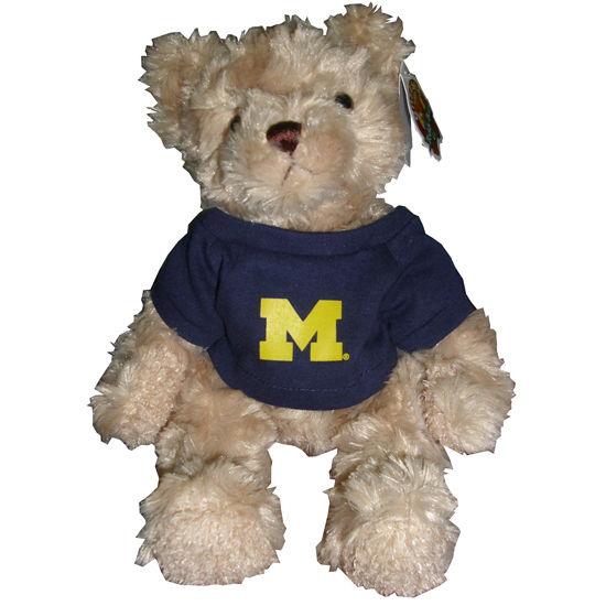 Chelsea Teddy Bear Co. University of Michigan Honey Bear