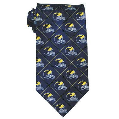 Michigan Helmet Tie by Varsity Vest