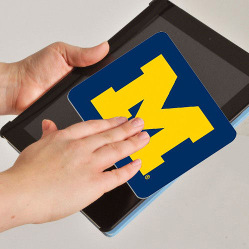 WinCraft University of Michigan Navy Microfiber Tech Towel