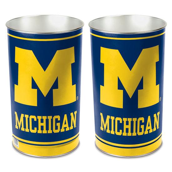 Wincraft University of Michigan Trash Can
