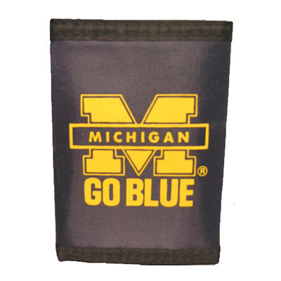 Nylon Michigan Wallet