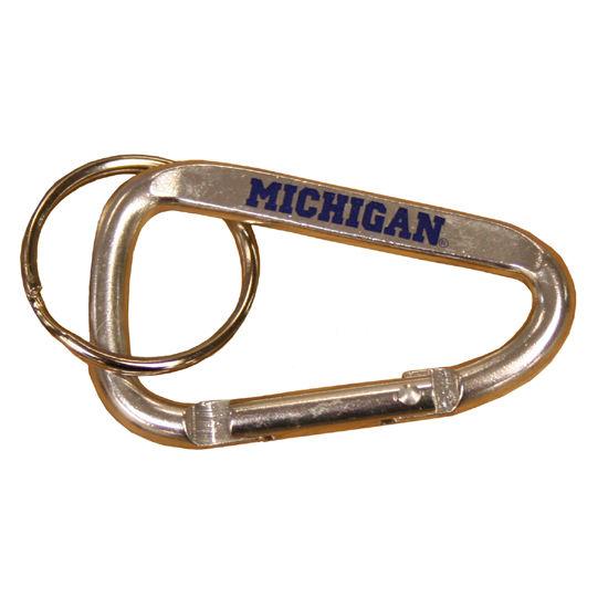Key Chain Michigan Carabiner
