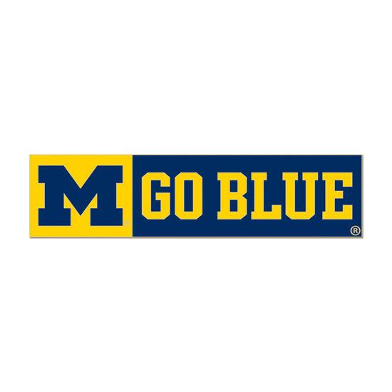 WinCraft University of Michigan M Go Blue Lapel Pin