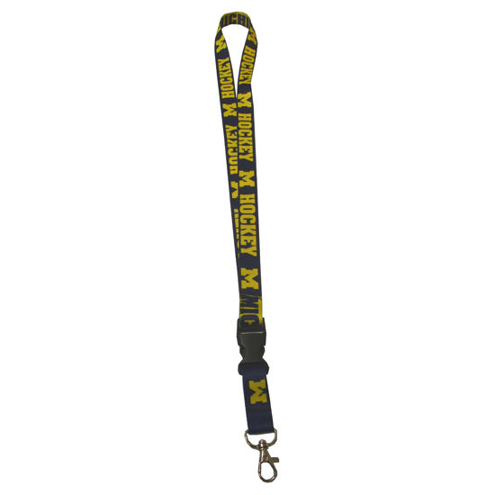 Wincraft University of Michigan Hockey Lanyard