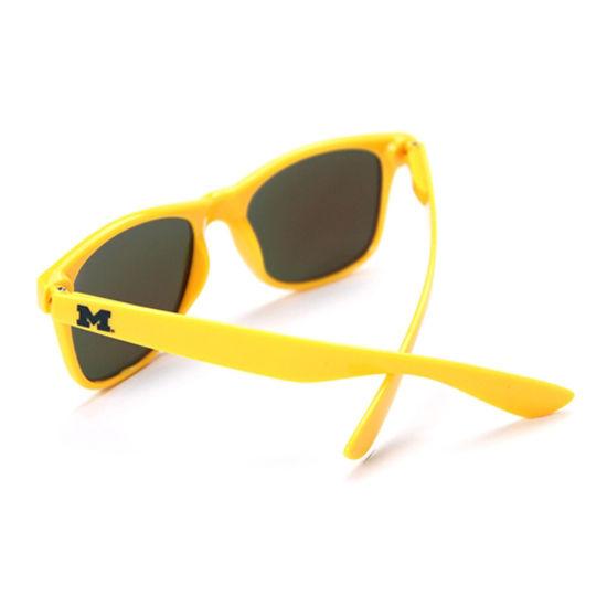 University Of Michigan Sunglasses  society43 university of michigan shady ps yellow sunglasses