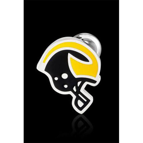 Beliza Design University of Michigan Football Stainless Steel Helmet Lapel Pin