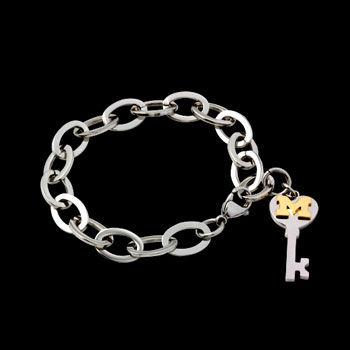 Beliza Michigan Bracelet with Key Pendant