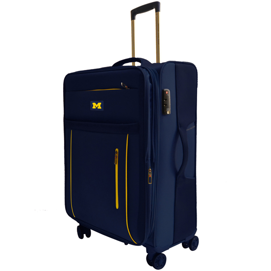 Alumni Travel Gear University of Michigan 29'' Travel Luggage Bag