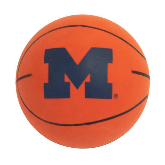 Baden University of Michigan Basketball Super High Bouncy Ball