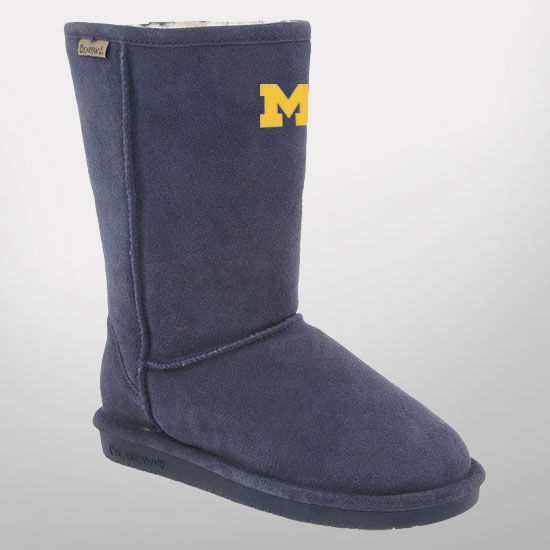 Bearpaw University of Michigan Emma 10'' Boots