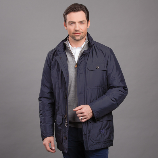 Brooks brothers university of michigan navy four pocket jacket - Brooks brothers corporate office ...