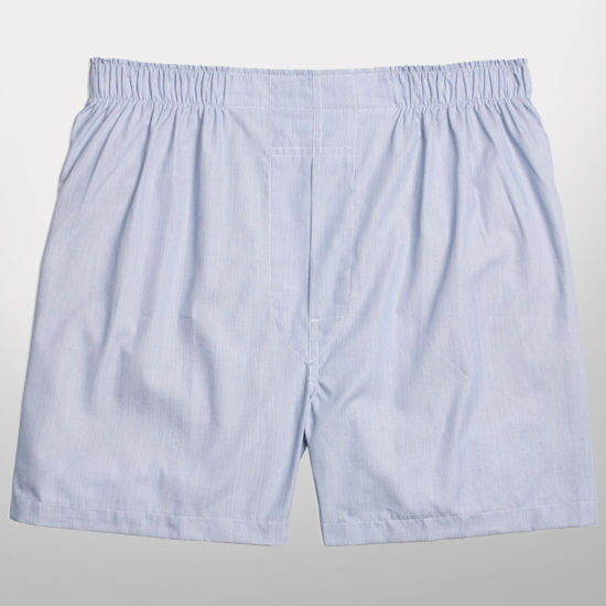 Brooks Brothers Traditional Fit Hairline Striped Boxer Shorts
