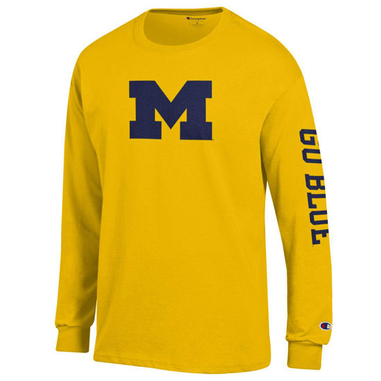 University of Michigan Long Sleeve (M) TFaPF