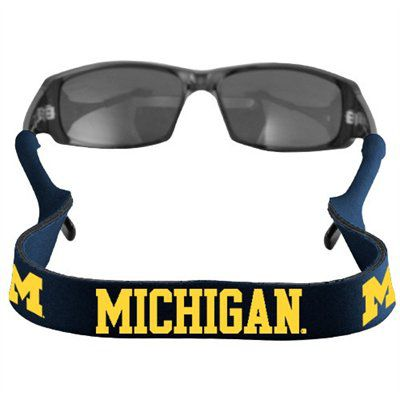 3d32a03297 Croakies Michigan Eyeglass Strap