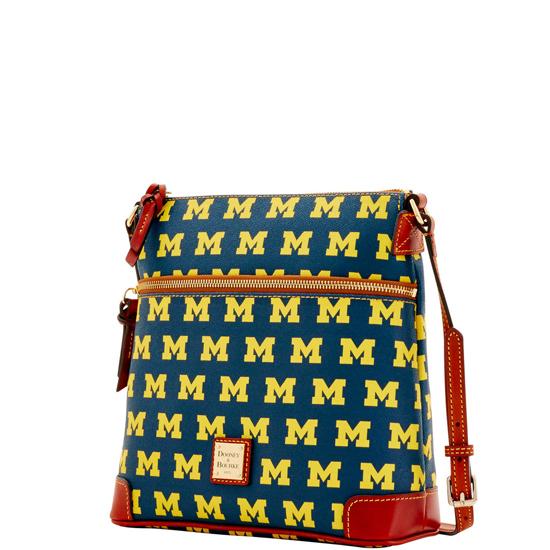 Dooney & Bourke University of Michigan Crossbody Bag