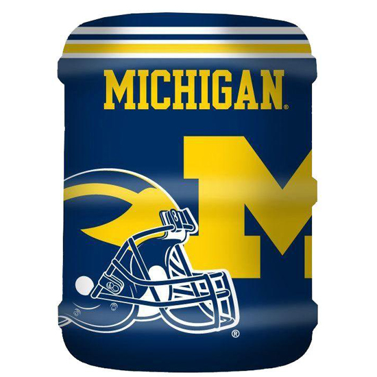 fabrique innovations university of michigan football propane cover 5 gallon water cooler cover - 5 Gallon Water Cooler