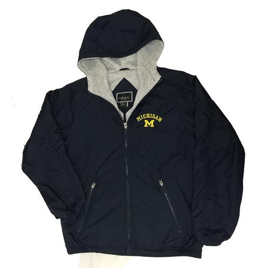 Holloway University of Michigan Navy Field Jacket