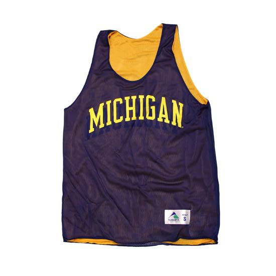 J2 University of Michigan Reversible Mesh Tank Top