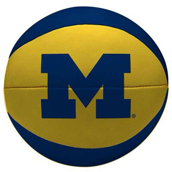Rawlings University of Michigan 4'' Softee Basketball