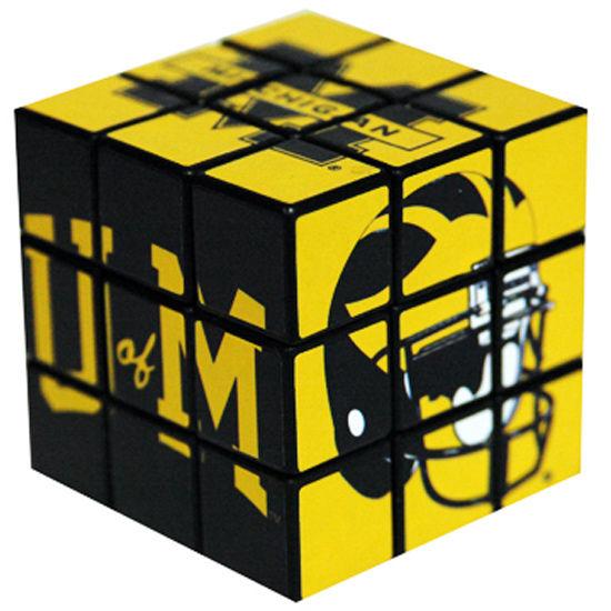 Jenkins Game Day University of Michigan Puzzle Cube