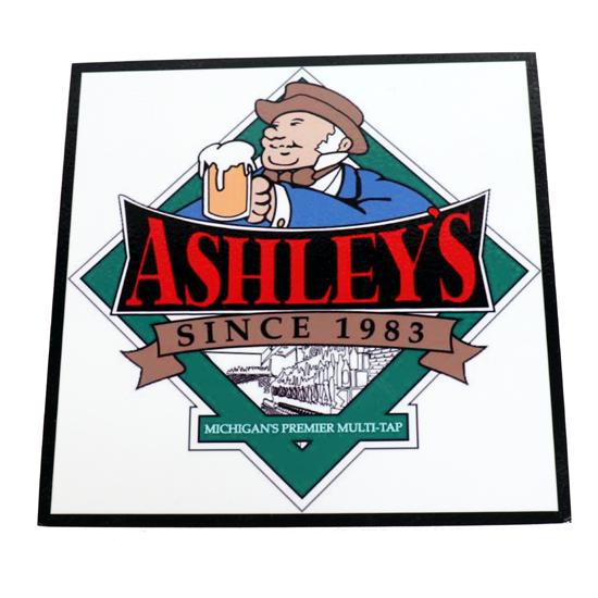 JMB Signs Ashley's Ann Arbor Sign
