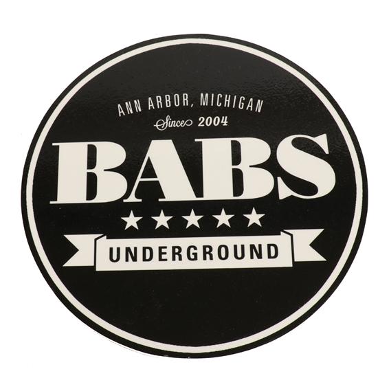 JMB Signs Babs Underground Ann Arbor Sign
