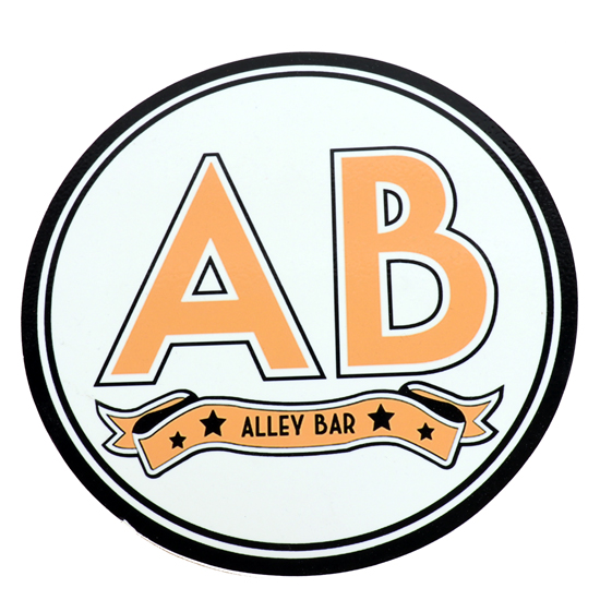 JMB Signs Alley Bar Ann Arbor Sign