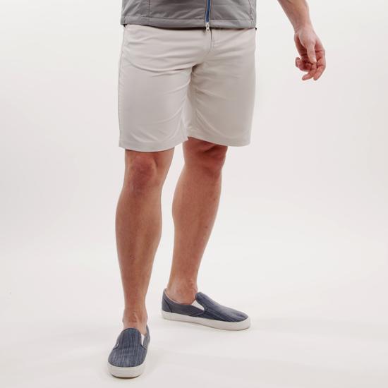 Johnnie-O University of Michigan Stone Mulligan Prep-Formance Shorts