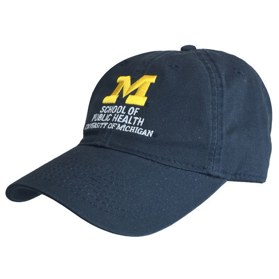 Legacy University of Michigan School of Public Health Hat