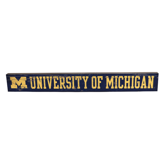 Legacy University of Michigan 20'' Table Top Stick